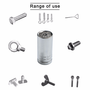 Super Socket & Ratchet Adapter Bundle