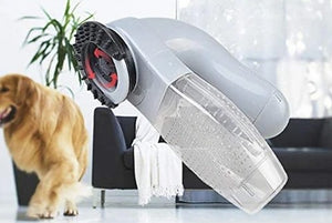 Pet Hair Vacuum - Cordless Portable & Safe Yet Strong