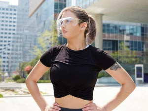 FREE SHIPPING - 2020 NEW Fashion Style-Transparent Glasses (Upgraded)