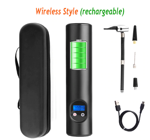 [FREE SHIPPING] PORTABLE ELECTRIC AIR PUMP