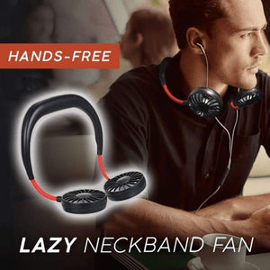 2020 New Portable Hanging Neck Fan - Buy 2 Free Shipping!