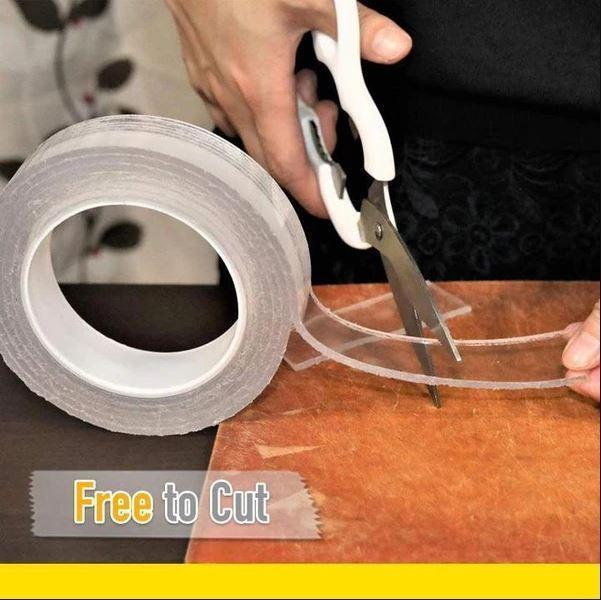 Tapie™ - Traceless Washable Nano Adhesive Tape