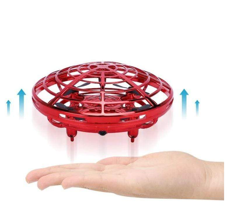 SMART AIRTIME™ HAND-CONTROLLED FLYING MINI-DRONE