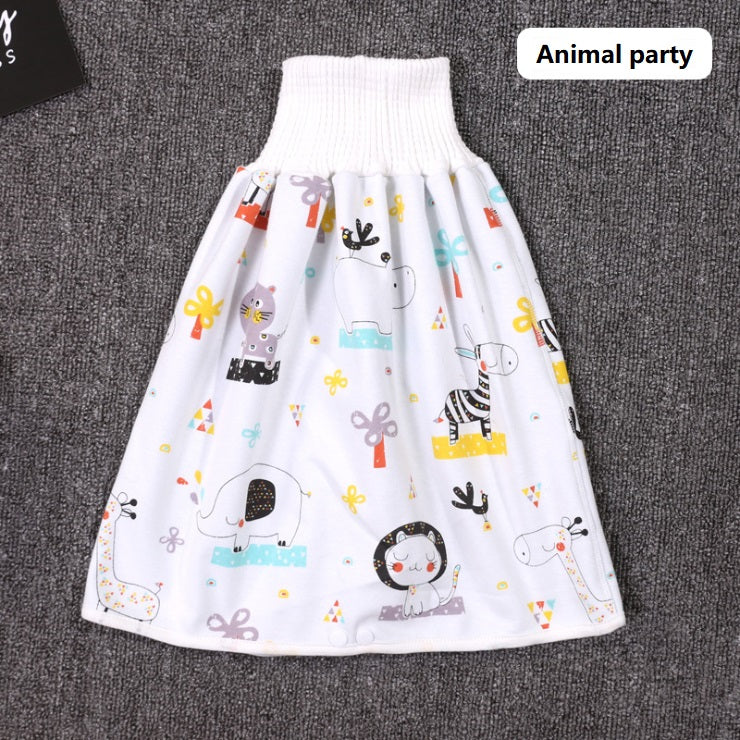 Comfy children's adult diaper skirt shorts 2 in 1 (Buy 2 get 7% off)