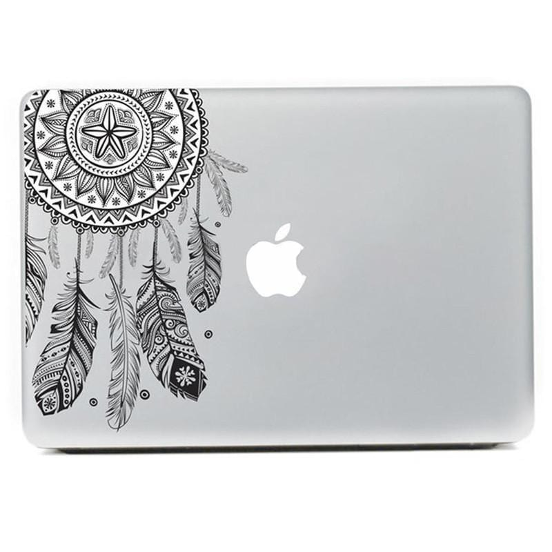 for Feather Pattern Laptop