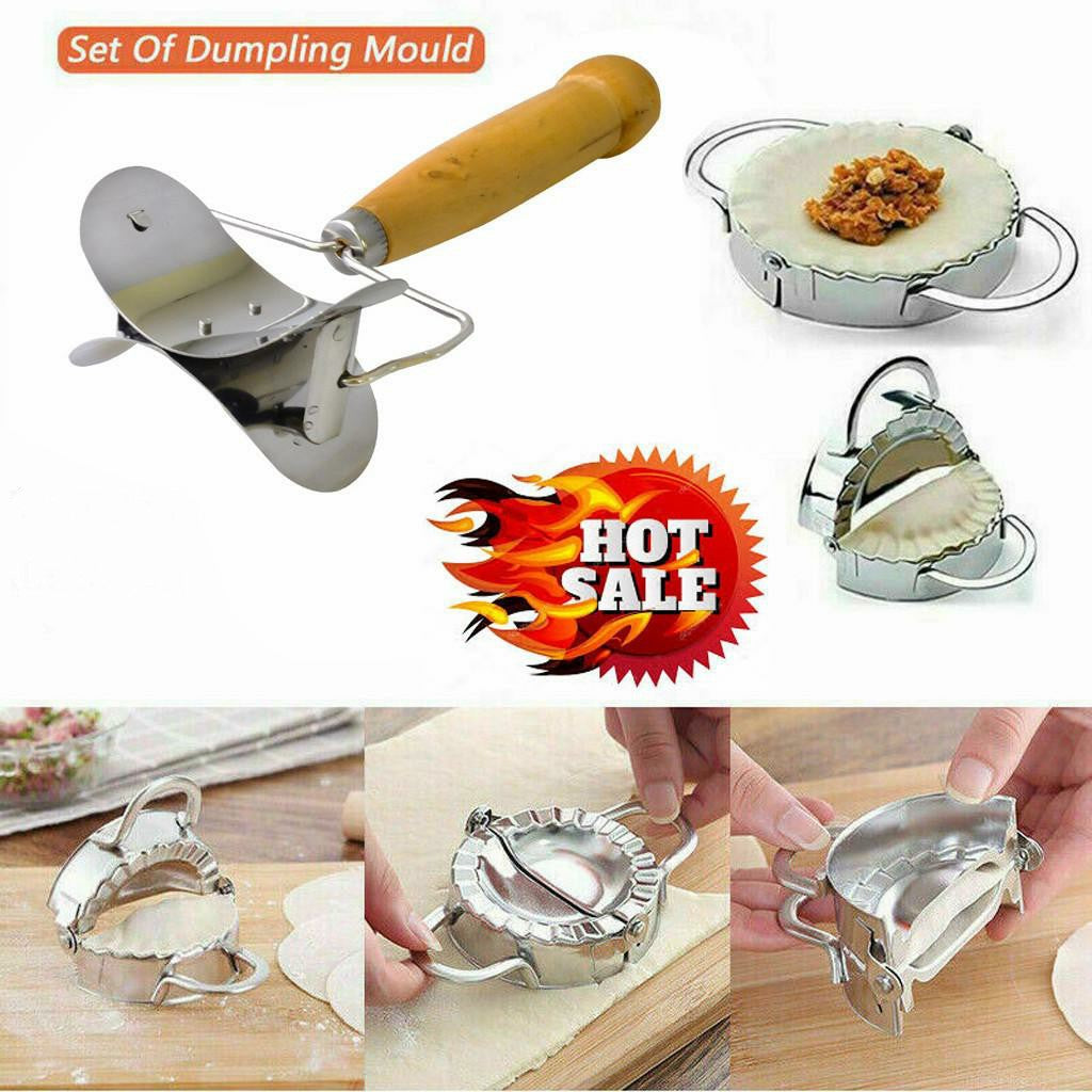 Dumpling Mould[SET of 2pcs] [2019 Upgrade]