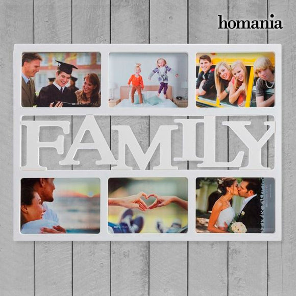 Portafotos Family Homania (6 fotos)