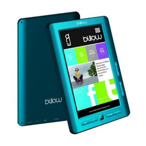 "Color Book Reader Billow E2LB 7"" 4 GB Azul"