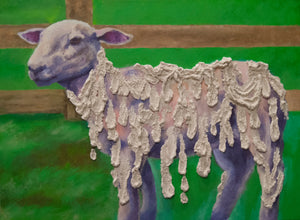Melting Sheep