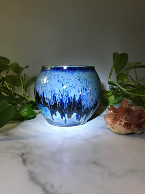 Blue Moon planter/pot