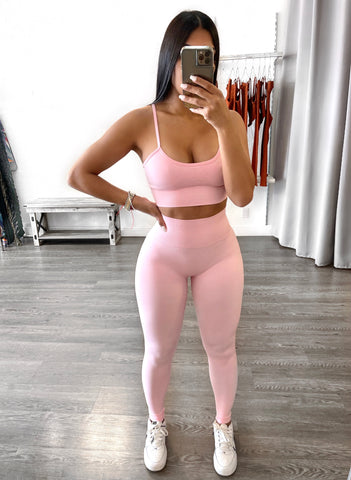Pastels Stretch Gym Set