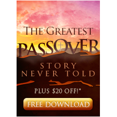 The Greatest Passover Story Never Told - Free Download!