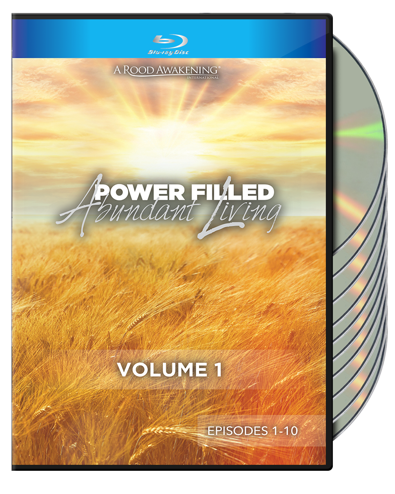 Power Filled Abundant Living – Volume 1