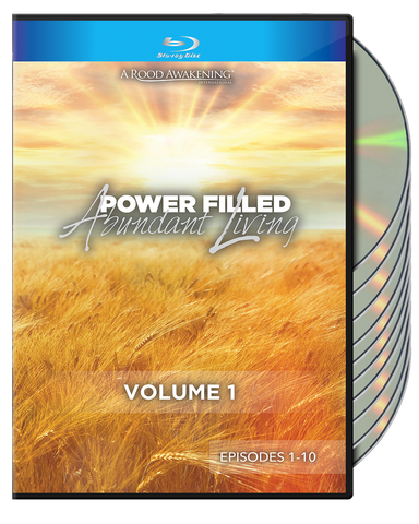 Picture of Power Filled Abundant Living – Volume 1