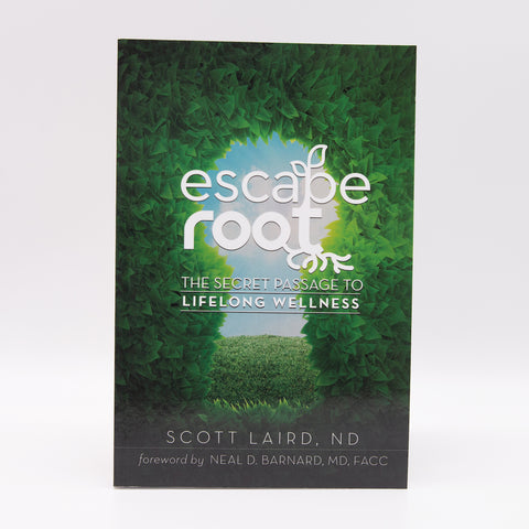 Picture of Escape Root: The Secret Passage to Lifelong Wellness