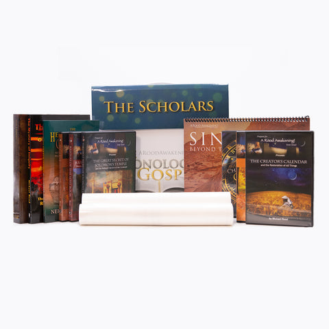 Picture of The Chronological Gospels Scholar Package