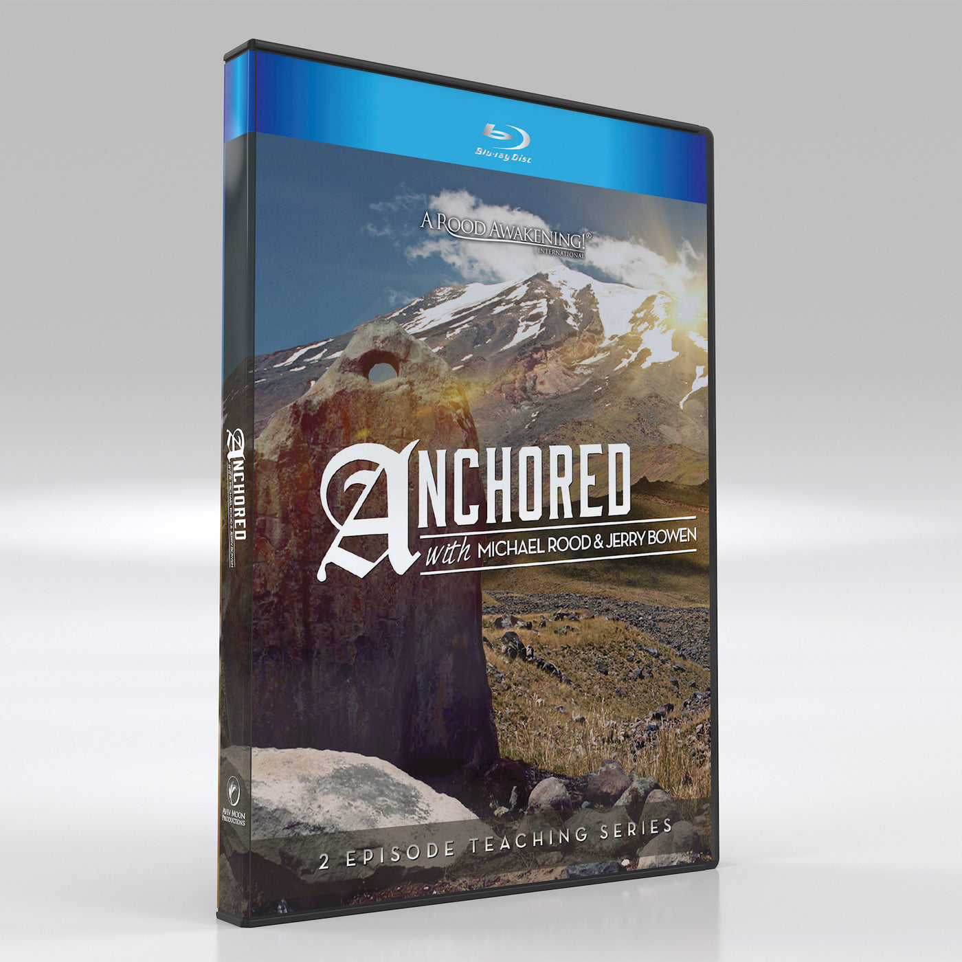 Anchored - Noah's Ark with Michael Rood and Jerry Bowen