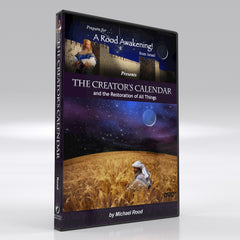 The Creator's Calendar - DVD