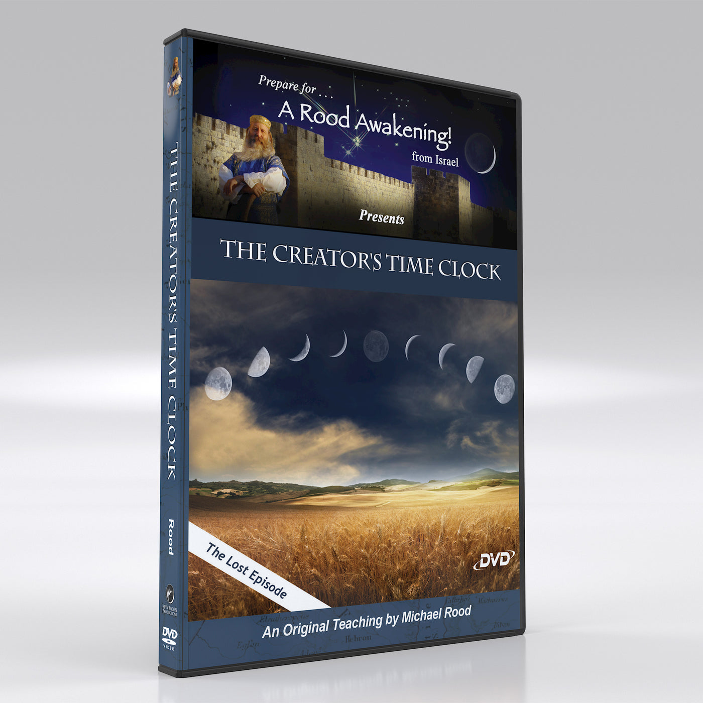 The Creator's Time Clock (DVD)