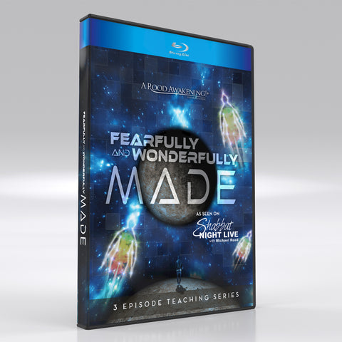 Picture of Fearfully and Wonderfully Made - with Dr. Chuck Thurston