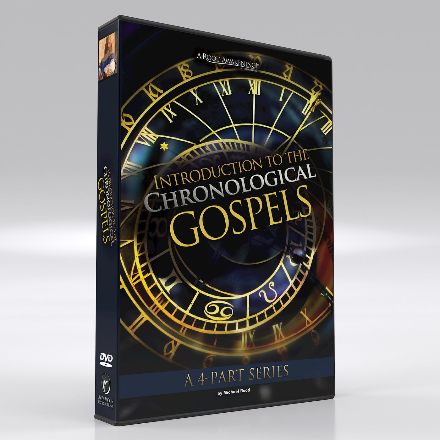Introduction To The Chronological Gospels 4-DVD Set