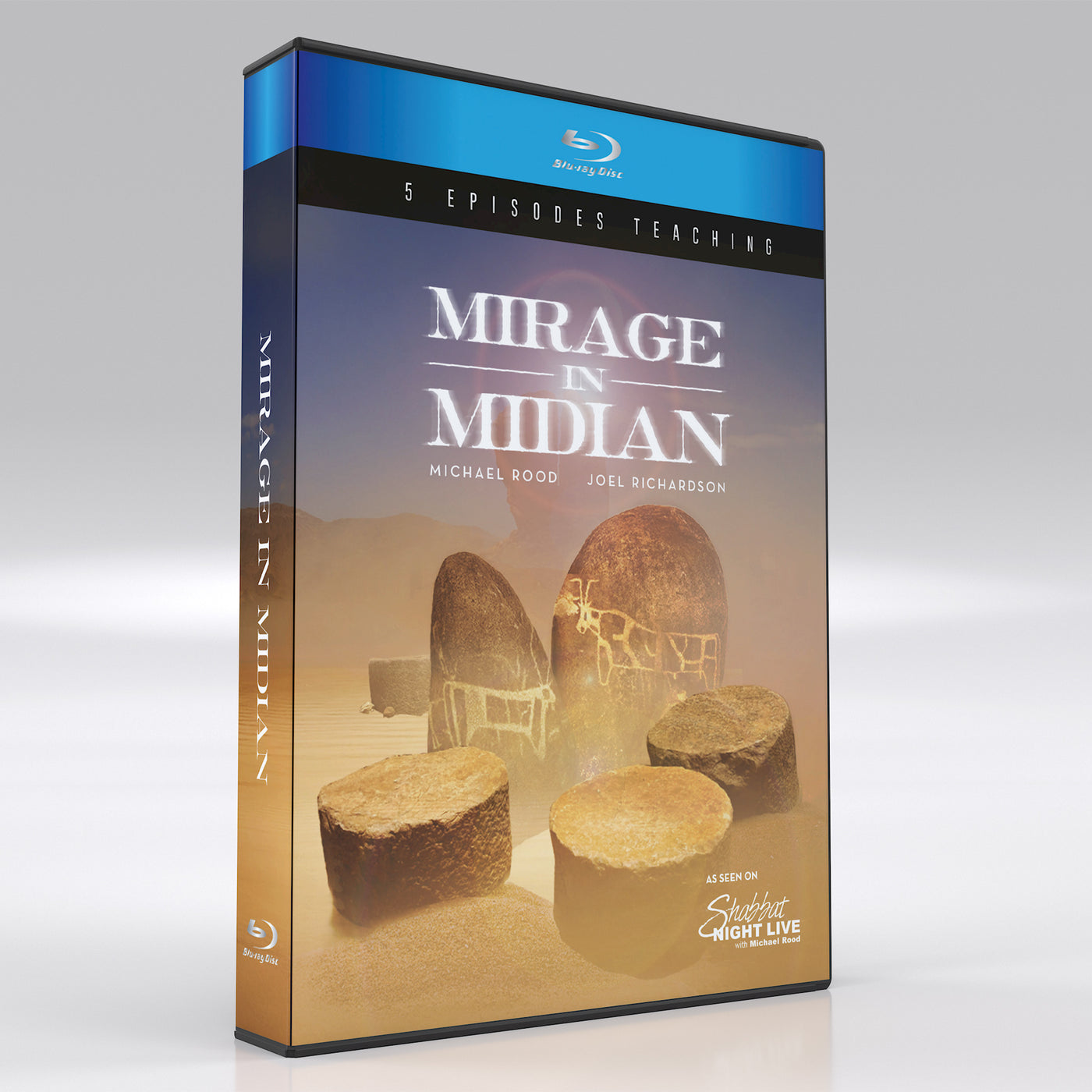 """Mirage In Midian"" With Michael Rood and Joel Richardson"