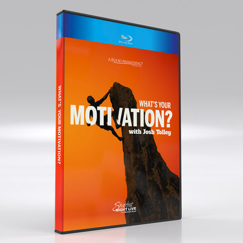 Picture of What's Your Motivation? with Josh Tolley