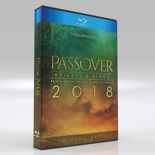 Passover 2018: Priests and Kings (multi-disc set)