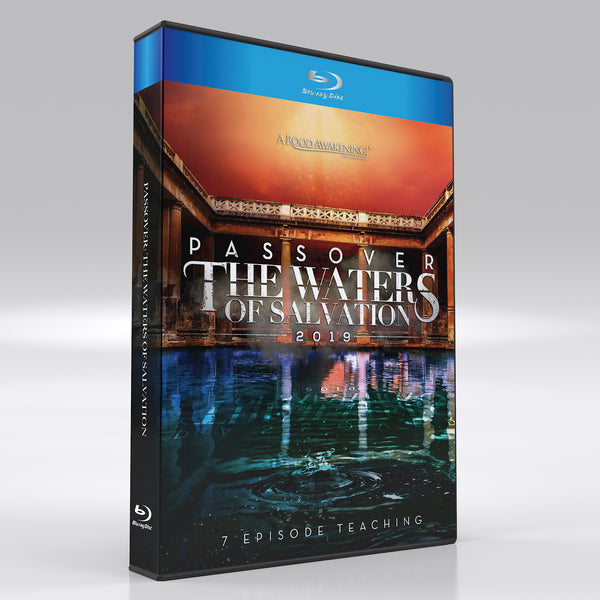 Passover 2019: The Waters of Salvation (7 discs)