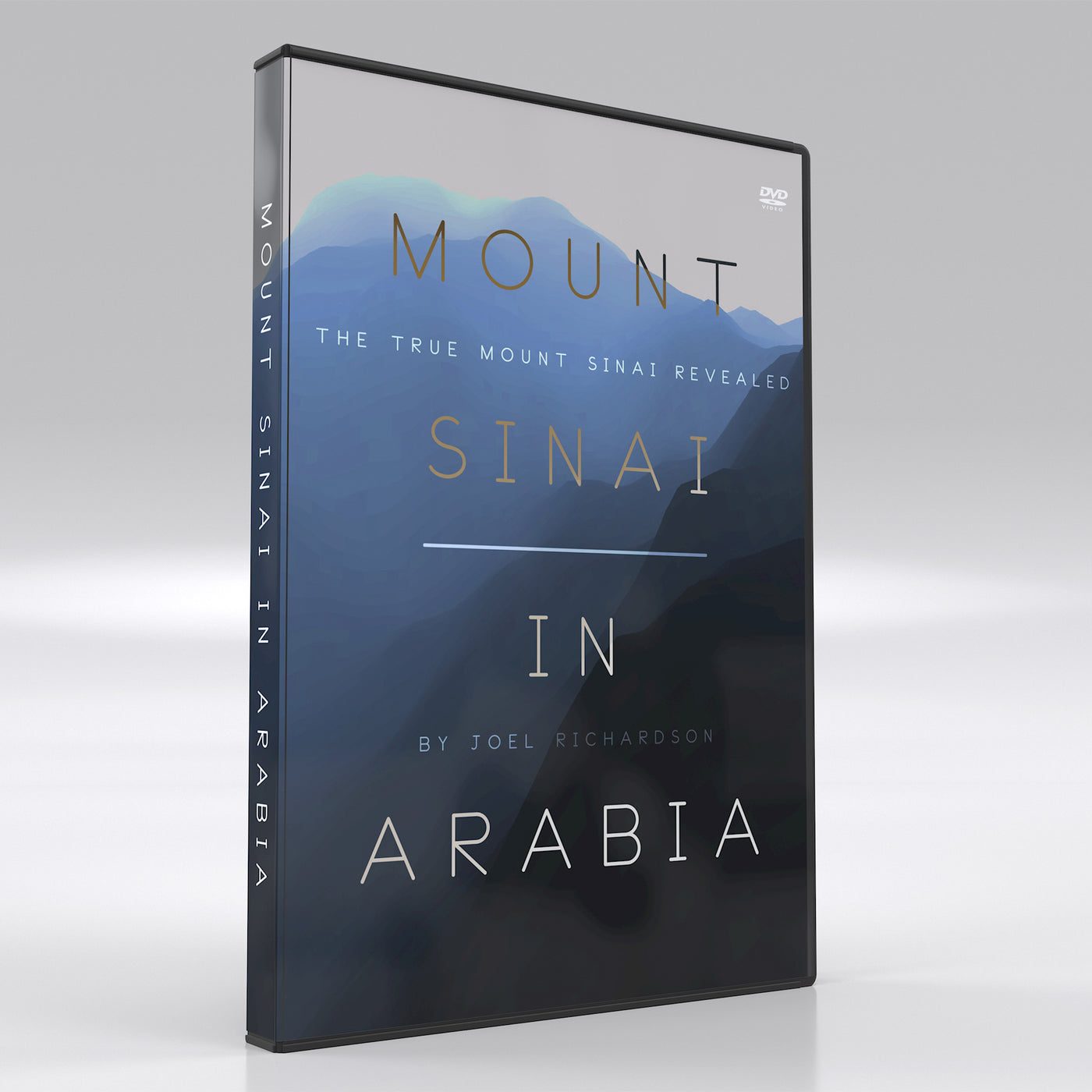 Mount Sinai In Arabia - Joel Richardson