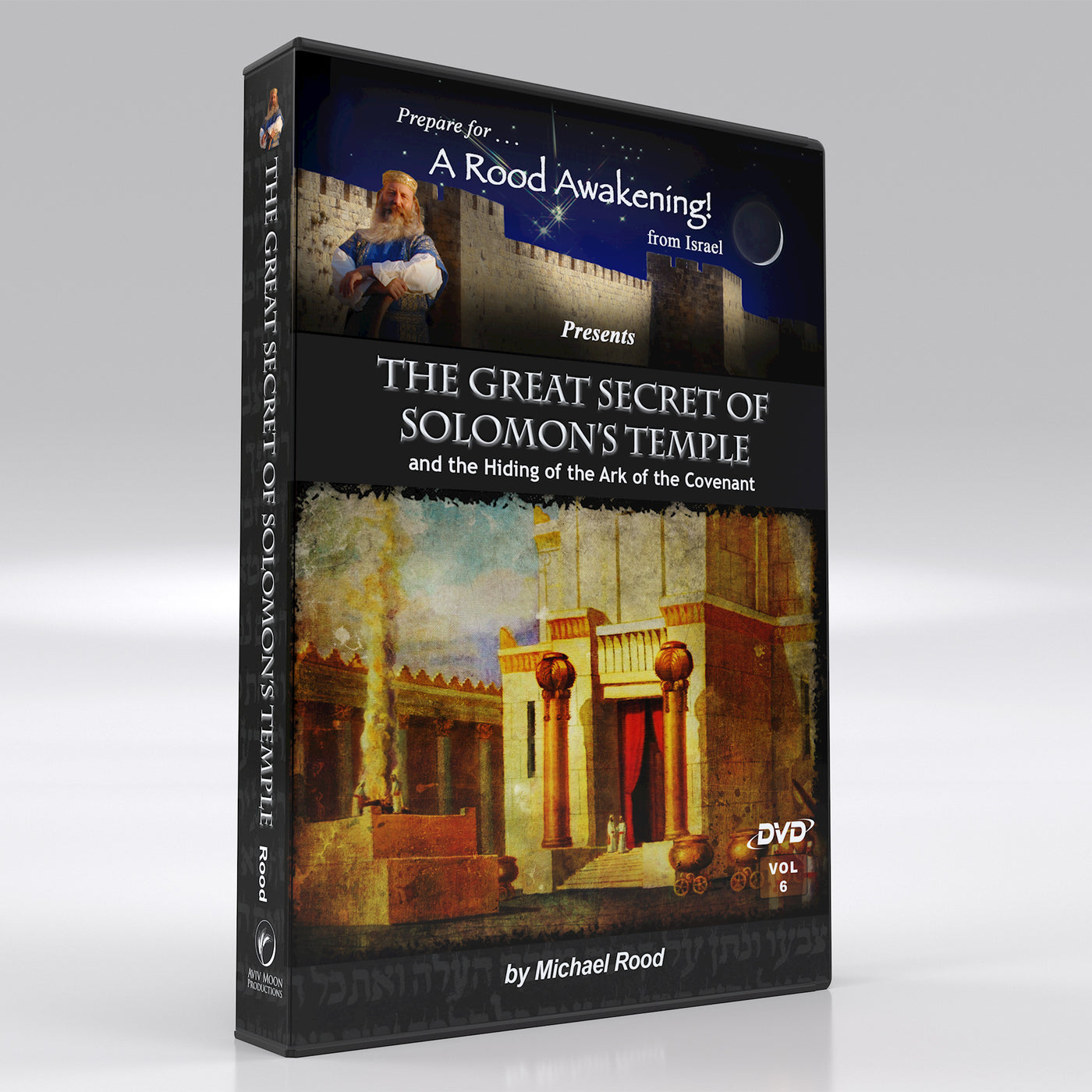 The Great Secret of Solomon's Temple (2 DVDs)