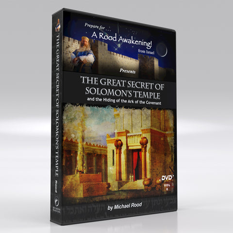 Picture of The Great Secret of Solomon's Temple (2 DVDs)