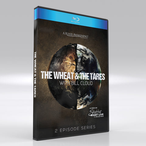 "Picture of ""The Wheat and The Tares"" with Bill Cloud"
