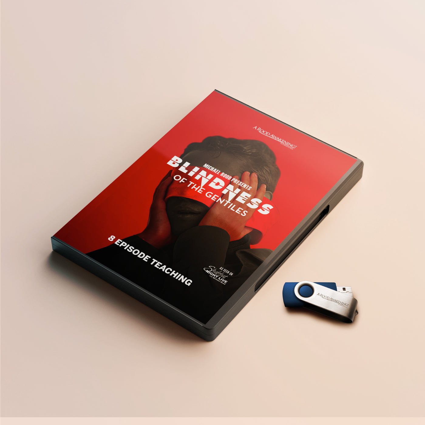 Blindness of the Gentiles