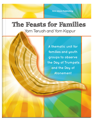 Picture of Feasts for Families Yom Teruah & Yom Kippur