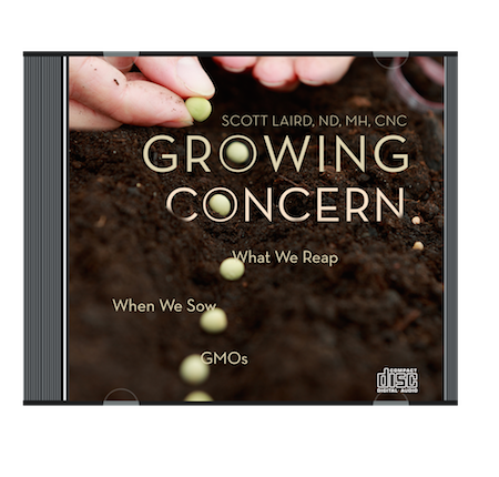 Picture of Growing Concern: What We Reap When We Sow GMOs (Audiobook)