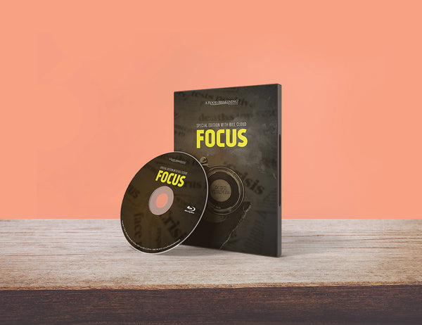 "November 2020 Love Gift Teaching: ""Focus"""