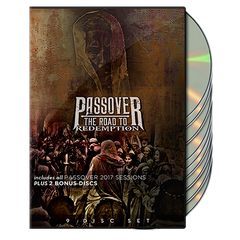 PRE-ORDER Passover: The Road to Redemption (9-disc set)