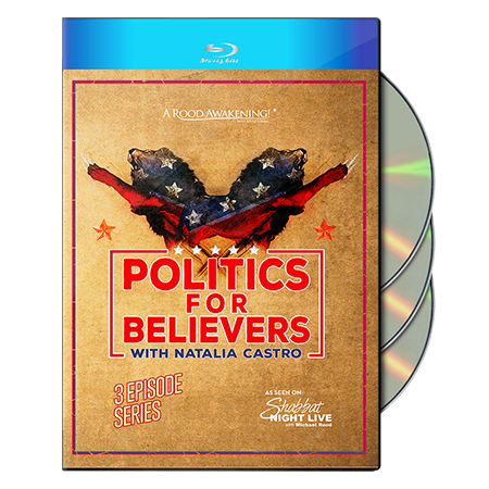 Picture of Politics for Believers - with Natalia Castro