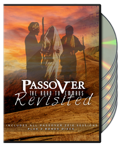 Picture of Passover: The Road To Emmaus Revisited (7-disc set)