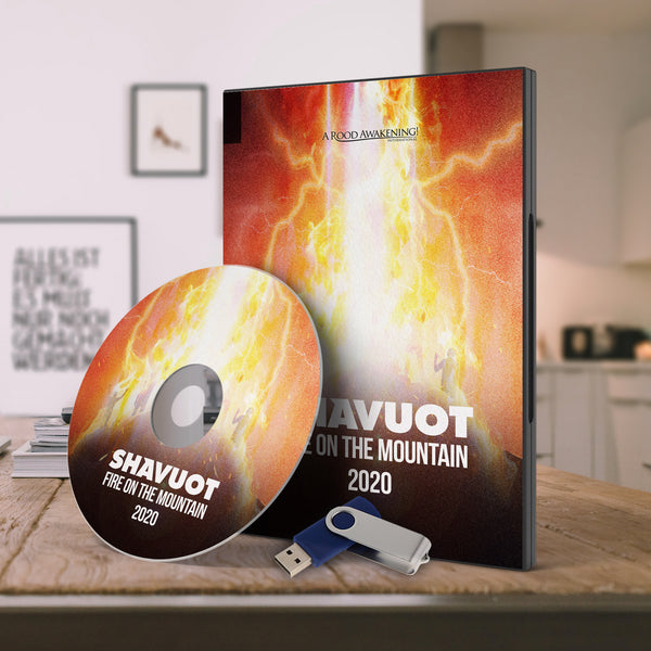 Shavuot 2020: Fire On The Mountain