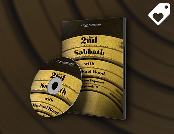 "February 2021 Love Gift Teaching: ""The Second Sabbath"""