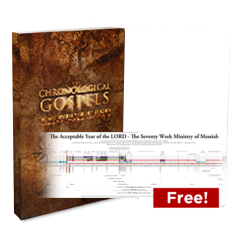 The Chronological Gospels and FREE Timeline Chart