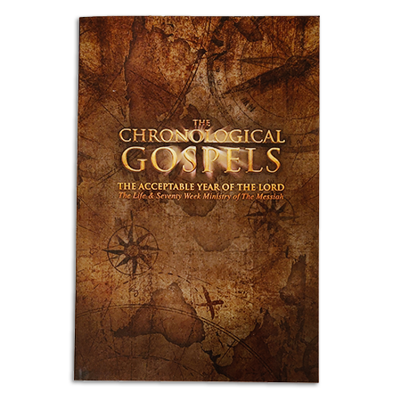 The Chronological Gospels Bible