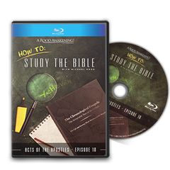 "August 2018 Love Gift: ""How to Study the Bible"""