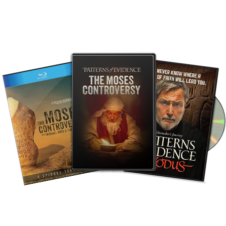 Picture of The Moses Controversy Bundle