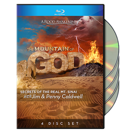 Picture of The Mountain of God - Secrets of The Real Mt. Sinai (AUDIO CD)