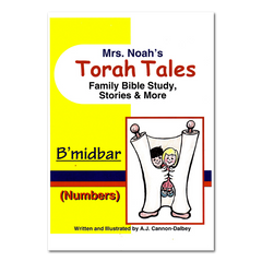 B'midbar (Numbers) Family Bible Study, Stories & More