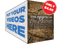 The Ministry of the Messiah - Box Set Slipcase