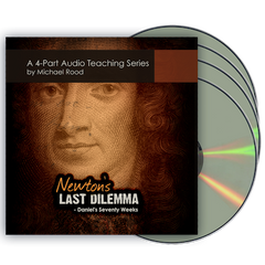 Newton's Last Dilemma (Audio CD)